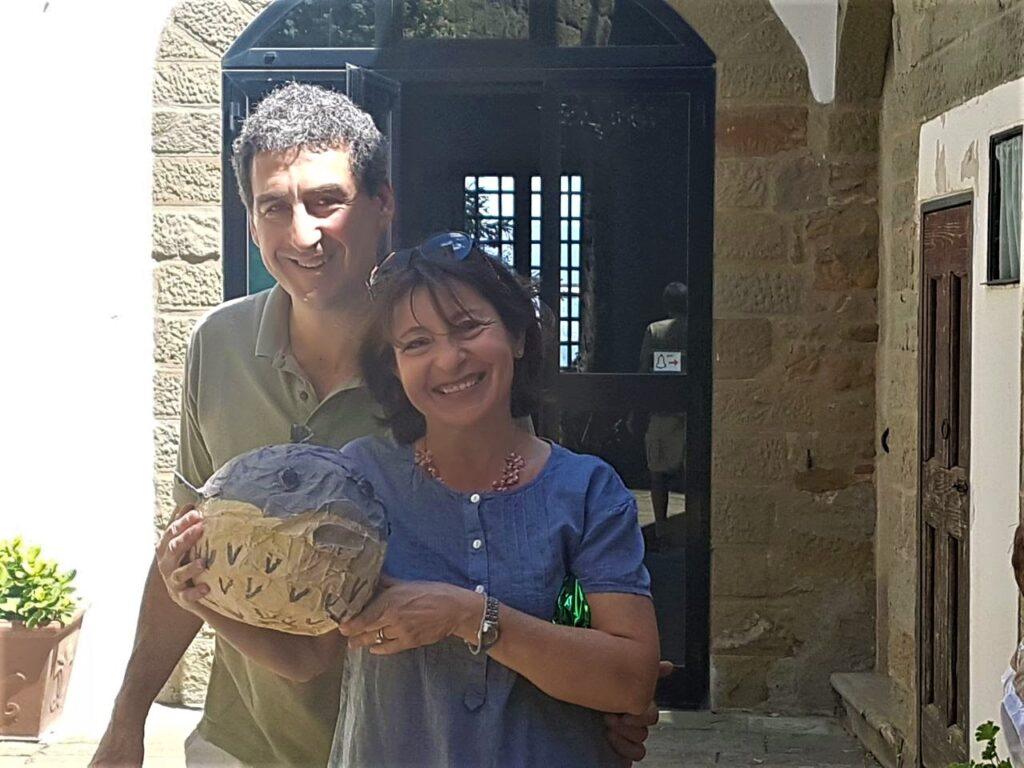 foto proprietari Castello di Pratelli
