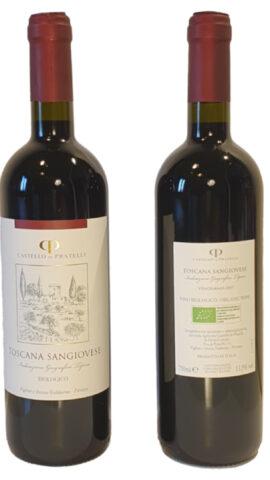 foto vino rosso Castello di Pratelli